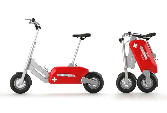 Voltitude Electric Scooter