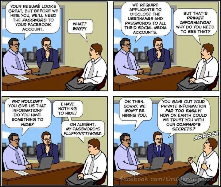 The Ugly Truth of Job Interview...!!!