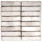 Gul og hvidgul mursten