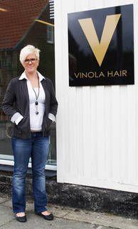 Butikker & Erhverv: Didde Jønsson, indehaver Vinola Hair