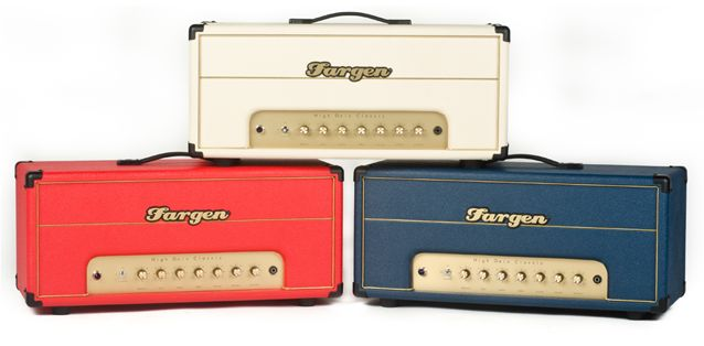 Gearjunkies.com: Exclusive Fargen Amps 15 Years Anniversary versions announced