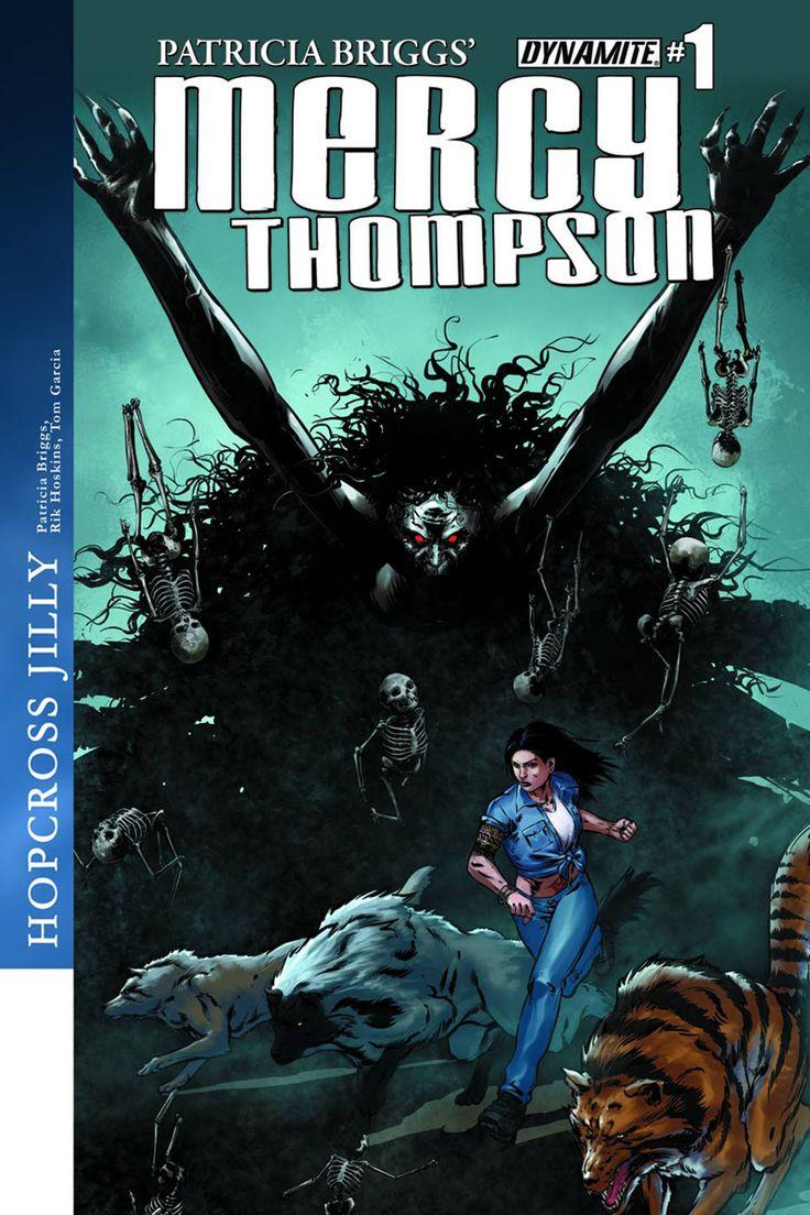 Patricia Briggs' Mercy Thompson #1