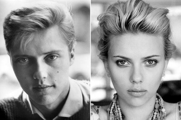 Christopher Walken/Scarlett Johansson