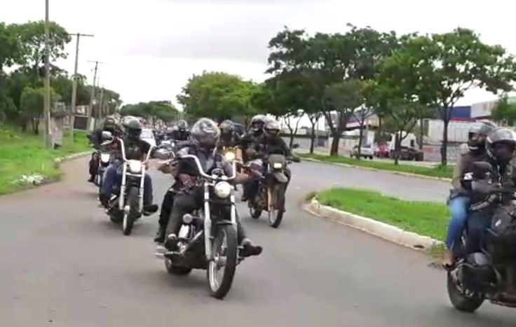 #Passeio motociclístico abre a Semana Nacional de Enfrentamento ao Câncer Infantil - Portal Mais Goiás: Portal Mais Goiás Passeio…