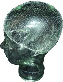 RONCO Hairnet Invisible Mesh http://ca.en.safety.ronco.ca/products/26/66/104/ronco-hairnet RONCO nylon invisible mesh hairnets are ideal in food, healthcare or other industrial applications and are available in two colours. Their mesh grid allows for breathability and they feature a non-latex elastic band for comfortable all day wear.