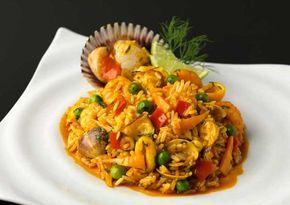 Receta de ARROZ CON MARISCOS en solo 5 PASOS, VERSIÓN PERUANA! Fácil y rápido. Entra y aprende a preparar deliciosos platos peruanos con pescados y mariscos