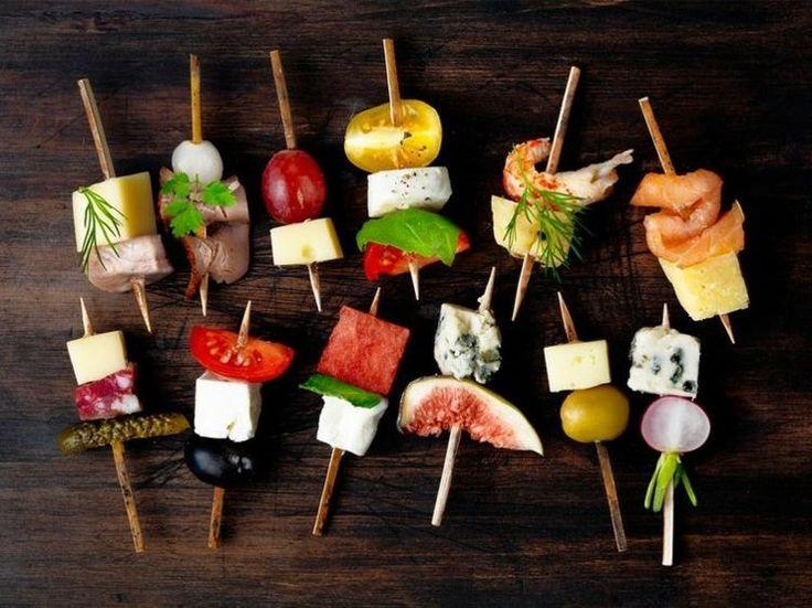 Fingerfood Rezepte einfach zum Selbermachen