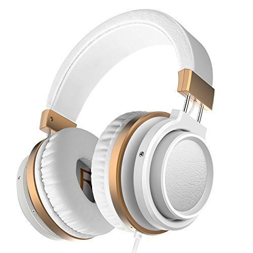 Ailihen MX-06 Over Ear Headphones with Microphone and Volume Control Bass Stereo Adjustable Headsets for iPhone iPad iPod Android Samrtphones Laptop Tablets Computer MP3/4  https://topcellulardeals.com/product/ailihen-mx-06-over-ear-headphones-with-microphone-and-volume-control-bass-stereo-adjustable-headsets-for-iphone-ipad-ipod-android-samrtphones-laptop-tablets-computer-mp3-4/  Powerful Stereo Sound :With the 40mm power drivers and neo-transducers housed within each slee