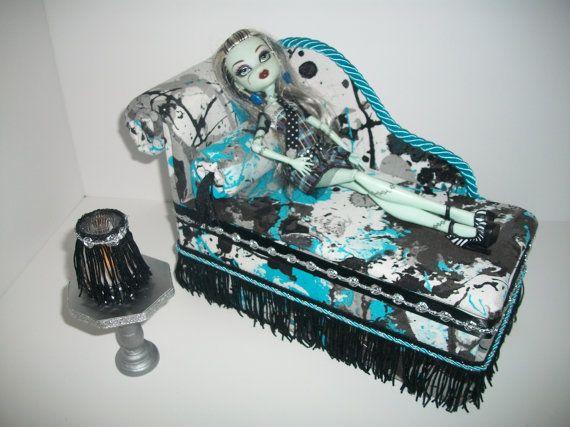 Furniture for Monster High Dolls Handmade by monsternitezzzz, $35.00