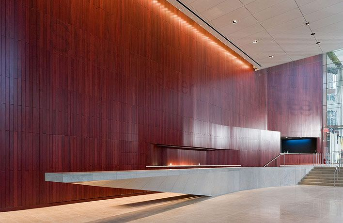Alice Tully Hall Lincoln Center | DSR with FXFowle