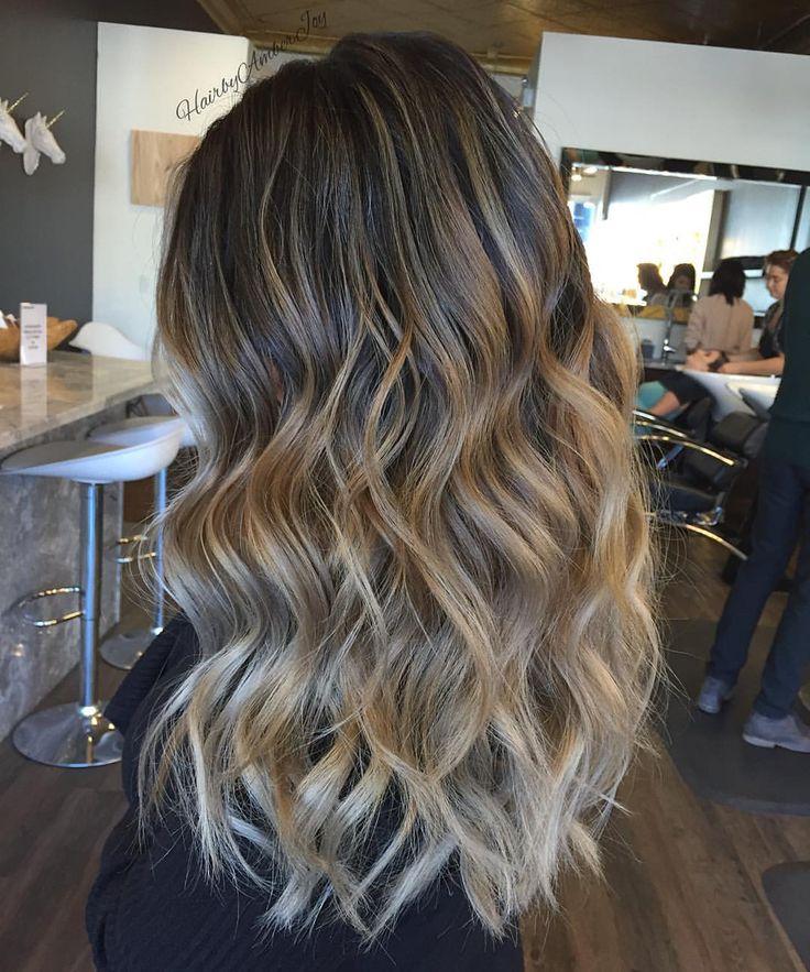 "Amber Joy Rogan on Instagram: ""Sandy Colormelt & Tousled Waves"""
