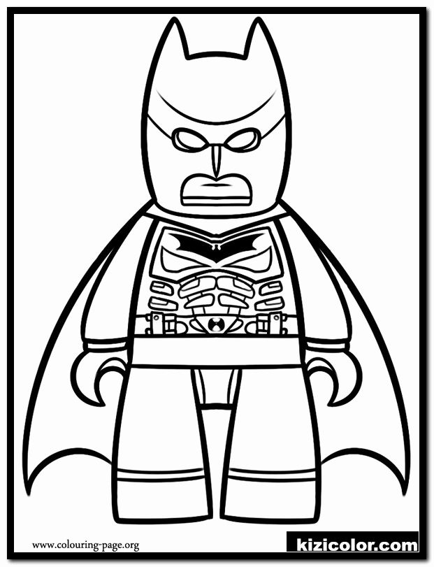 Free Printable Coloring Pages For Kids Lego In 2020 Lego Movie Coloring Pages Batman Coloring Pages Superhero Coloring Pages