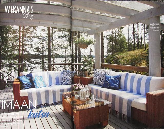 WERANNA'S: Lake house in Finland - Mökkeilyä Saimaalla