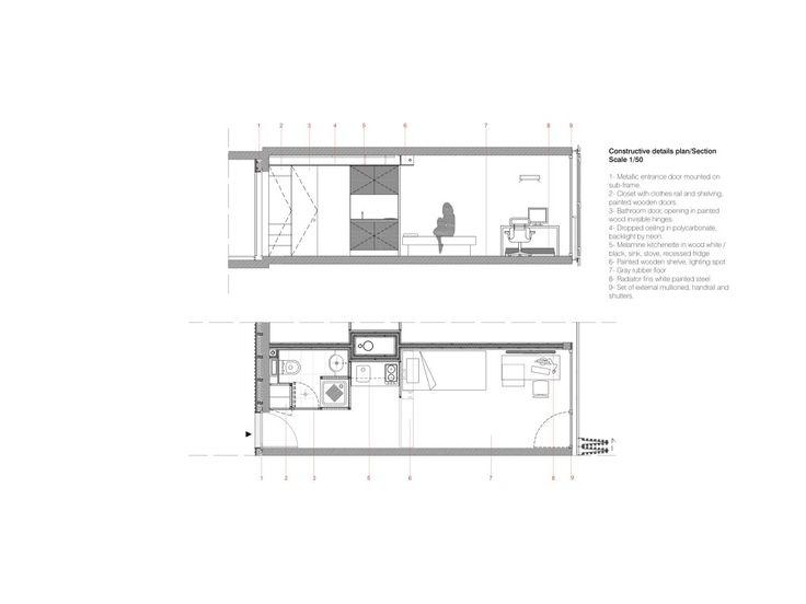Student Residence in Paris / LAN Architecture