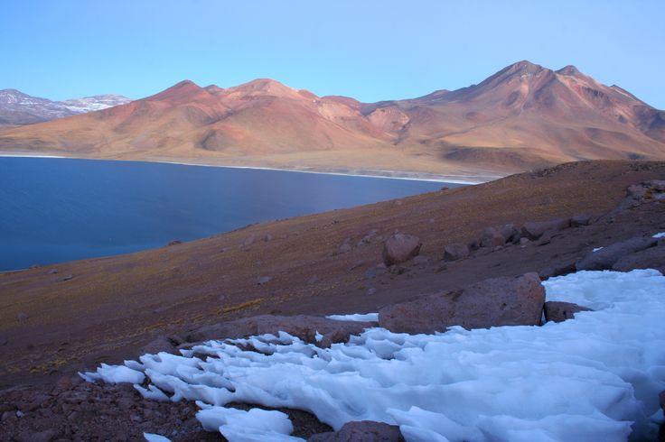 Laguna Miscanti - región de Antofagasta - Chile. Fotografía: Daniel Gomez-Lobo Fehling