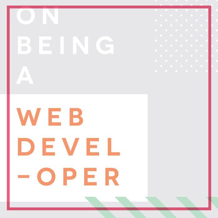 learn to be a front end web developer