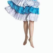 НЕ РЕКОММЕНДУЮТСЯ: пышные юбки, оборчатые юбки. Юбки с большим количеством деталей кроя (драпировки, гофрирования и защипы). Юбки-трапеции (А-силуэт). Широкие юбки без чёткой формы.