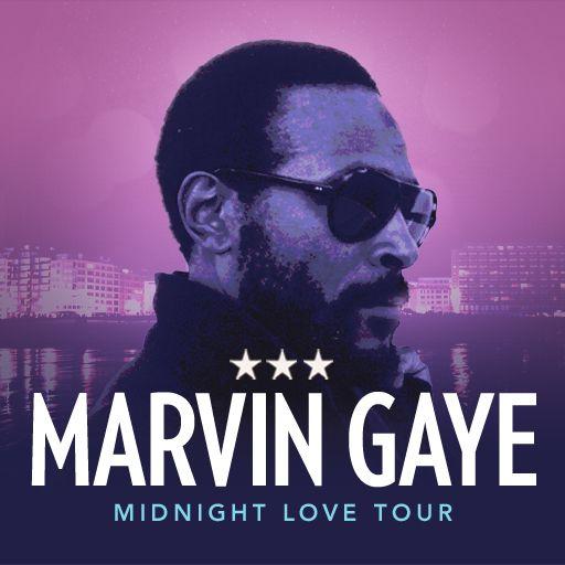 Marvin Gaye - Midnight Love Tour