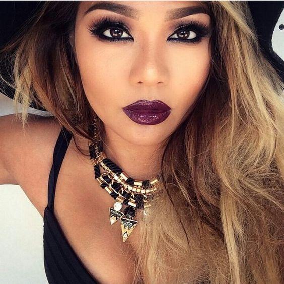 Maquillaje para pieles morenas