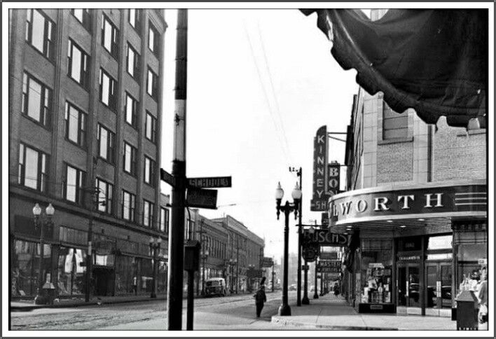 Store # 166 Superior, Wisconsin | F. W. Woolworth Co