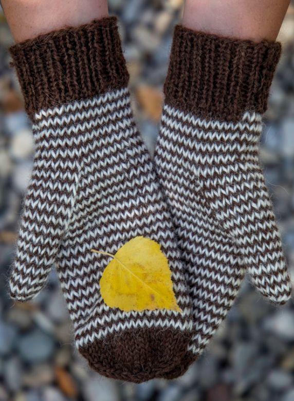 130 best How to Knit Mittens & Fingerless Gloves images on Pinterest ...