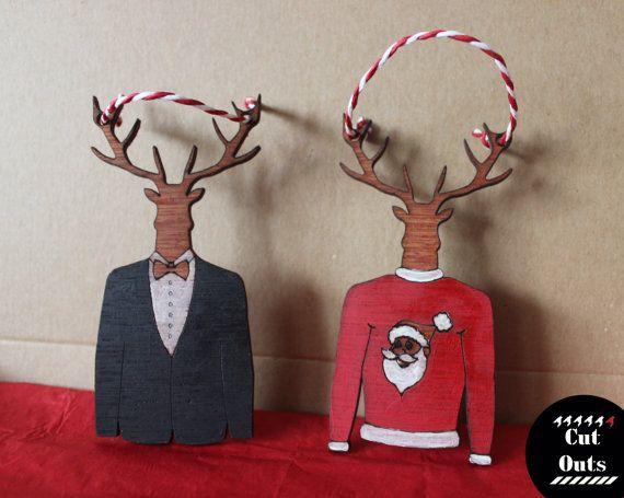 Christmas deers rule!
