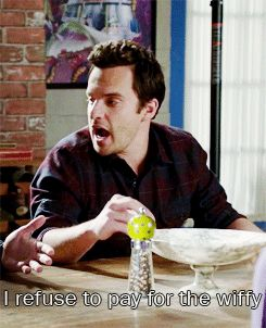 Nick Miller Is Kind of Gross On New Girl, So Why Do I Think He's SO Hot?