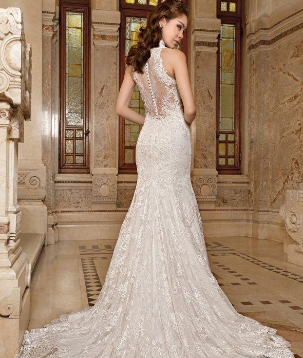 Vintage Lace Wedding Gowns Sydney : Demetrios wedding dress style love