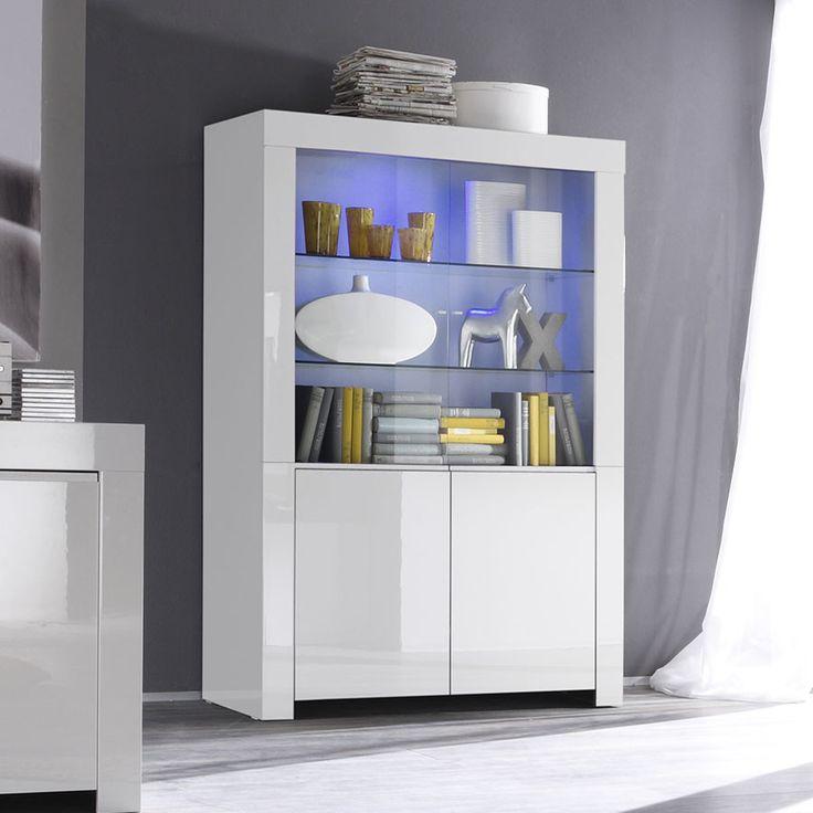 17 meilleures id es propos de vaisselier blanc sur - Vaisselier laque blanc ...