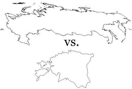 Estonia vs Russia