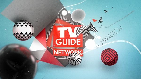 TV Guide by Jonathan Kim, via Behance