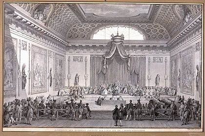 Overture to Revolution: The 1787 Assembly of Notables and the Crisis of France's Old Regime