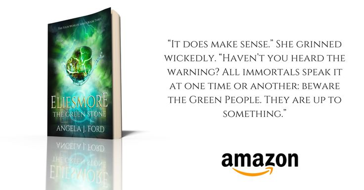 """An excerpt from """"Eliesmore and the Green Stone"""""""