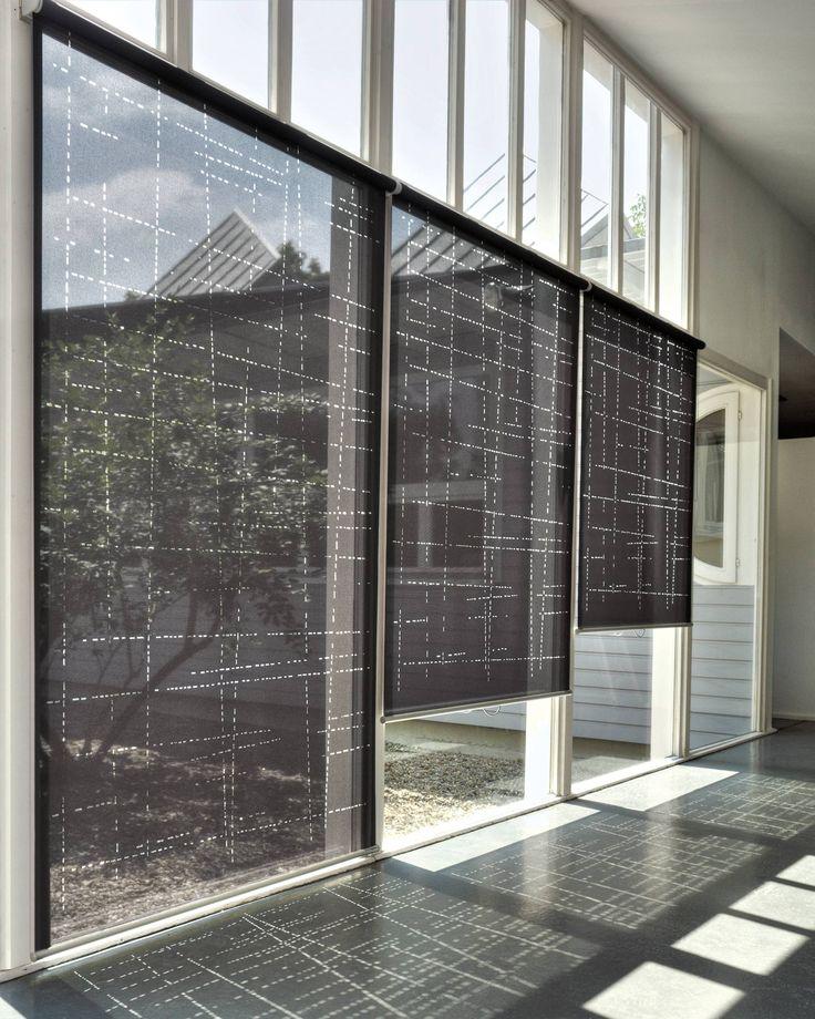 die besten 25 sonnenschutz fenster ideen auf pinterest. Black Bedroom Furniture Sets. Home Design Ideas