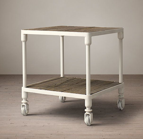17 best images about restoration hardware on pinterest flatware pillow covers and bedding - Restoration hardware entry table ...