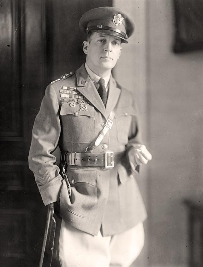 Douglas Macarthur (Youngest American General) He was the