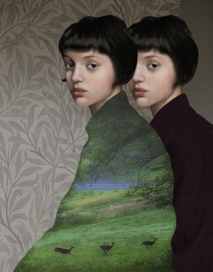 Dual Nature di Petrilli Daria | Autori di Immagini