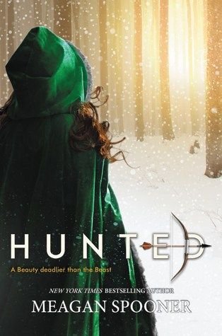 Hunted by Meagan Spooner is our Book of the Month for July 2017. New York Times bestselling author Meagan Spooner spins a thoroughly thrilling Beauty and the Beast story for the modern age, expertl…