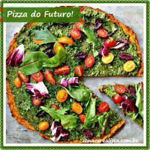 PIZZA DO FUTURO - IMAGEM