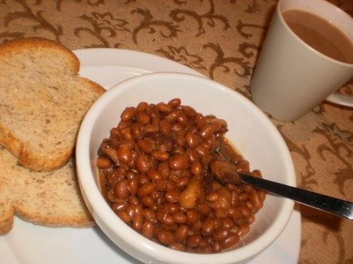 Traditional Newfoundland Old Fashioned Baked Beans Recipe