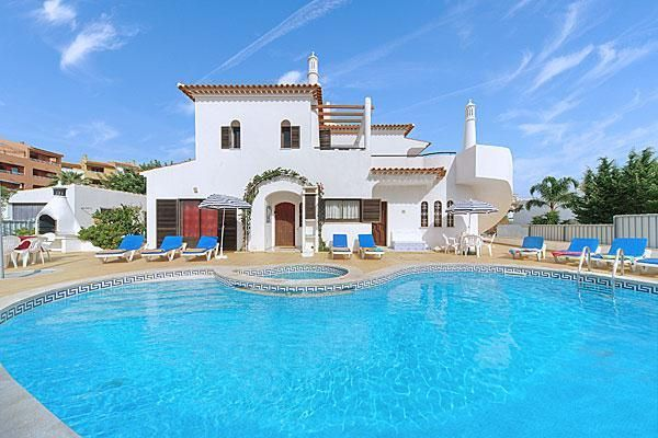 Holiday house in Albufeira, Algarve, Portugal