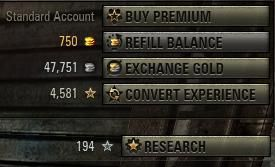 World of Tanks – Game Currency #canada #currency http://currency.remmont.com/world-of-tanks-game-currency-canada-currency/  #world money conversion # Game Currency Game Currency World of Tanks uses a couple of resources, or game points, or game currency – whatever you want to call it. There are four main resource points :- Credits Research Points Free Tank Research Points Gold 1. Credits Credits are earned by participating in battles and the […]