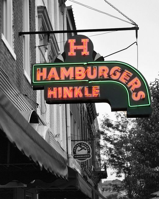 downtown madison indiana | Hinkle's Sign Downtown Madison, Indiana | Flickr - Photo Sharing!
