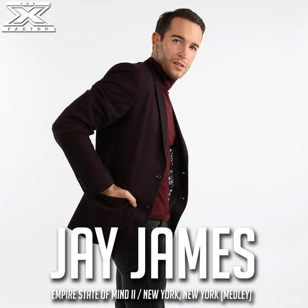 Jay James – Empire State of Mind II/ New York, New York (Medley) (X Factor Performance) – Single [iTunes Plus AAC M4A] (2014)
