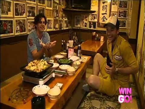 Hamish & Andy Monkey Waiter (Hamish & Andy's Asia Gap Year)