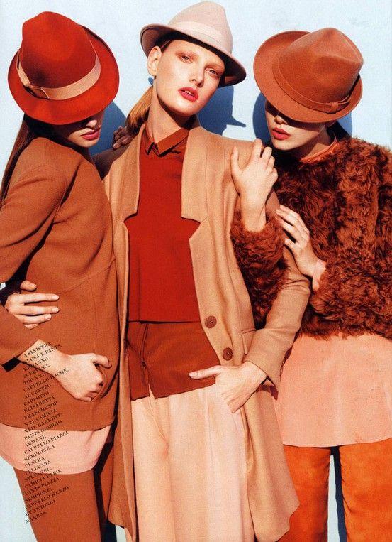 Bobbi Color Story Inspiration: AVE Styles