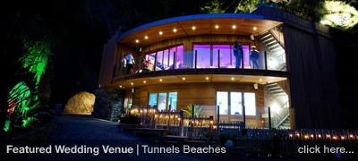 Devon wedding venue - Tunnels Beaches.
