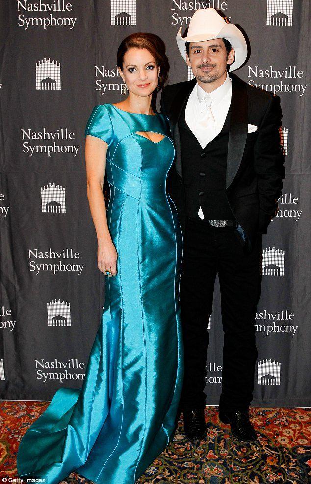Brad Paisley Honoured At Symphony Ball In Nashville