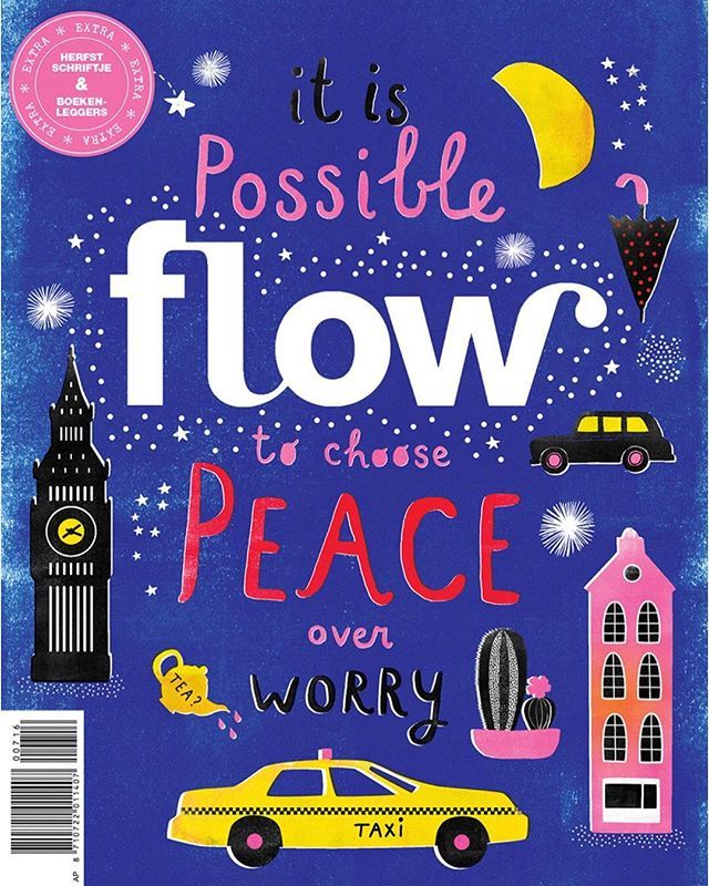 Marenthe Was One Of Our Global Talent Search Winners In 2016 And We Are So Happy With All The Great Projec Flow Magazine Magazines For Kids Kids Magazine Cover