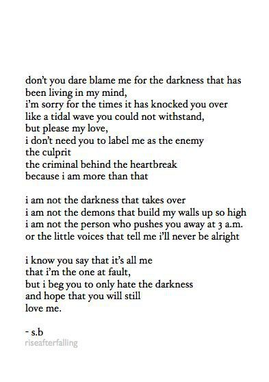 Sad And Depressing Quotes Better To Let It Out In Words Quotes